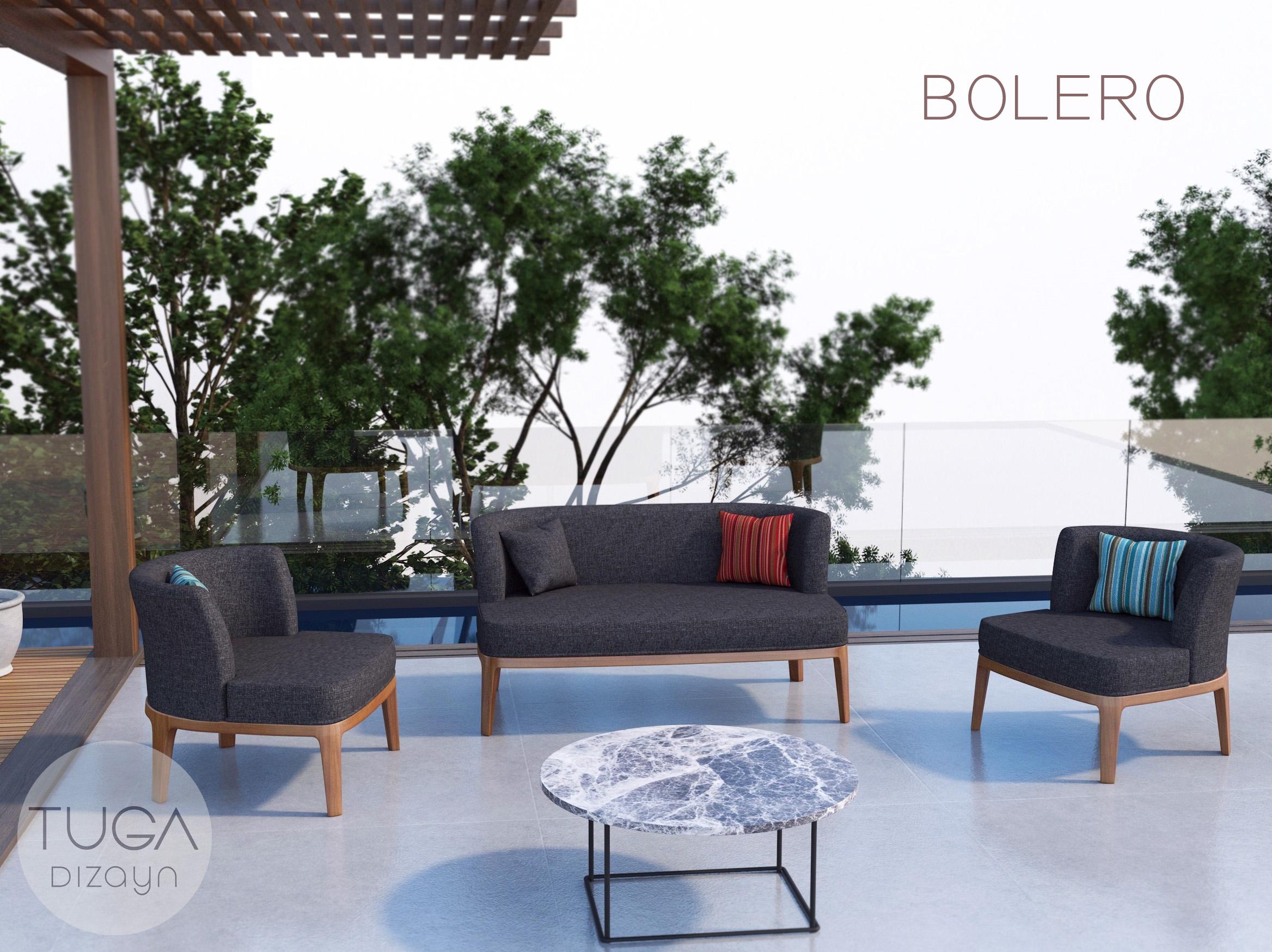 Bolero Bahçe Takım