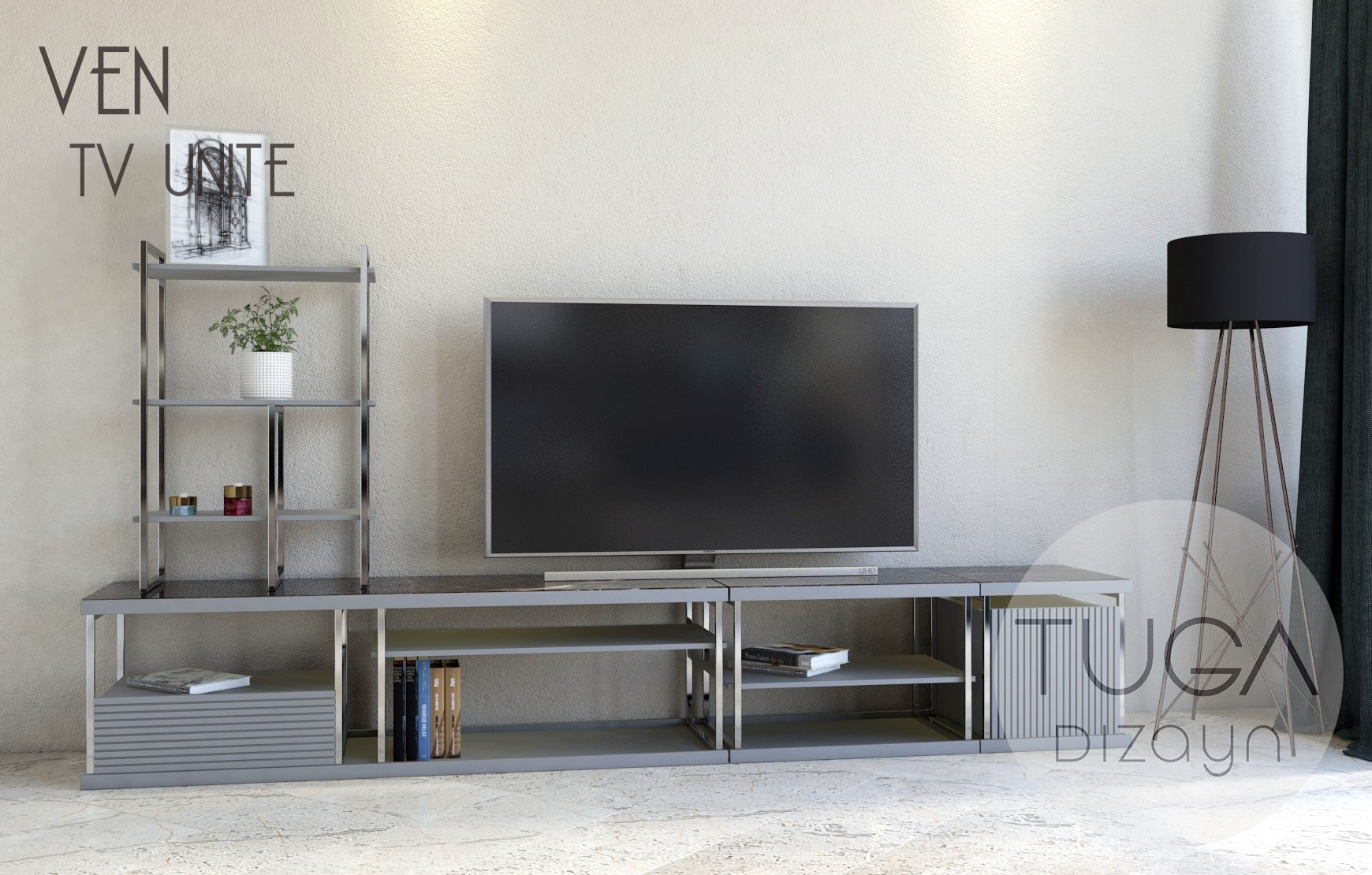 Ven Tv Ünitesi Model 1